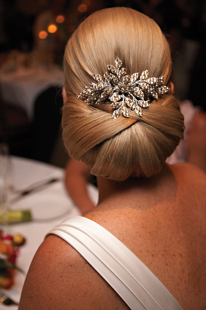 20 Best Wedding Hairstyles | Styles Weekly With Chic And Sophisticated Chignon Hairstyles For Wedding (View 12 of 25)