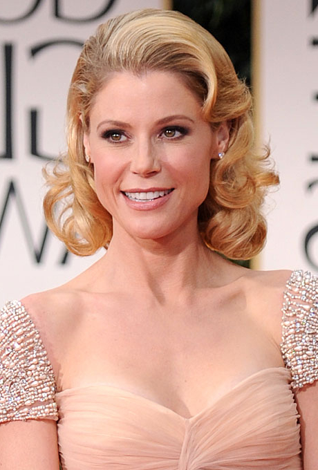 20 Blissful Mother Of The Groom Hairstyles To Make You Gasp With Regard To Curly Blonde Updo Hairstyles For Mother Of The Bride (View 20 of 25)