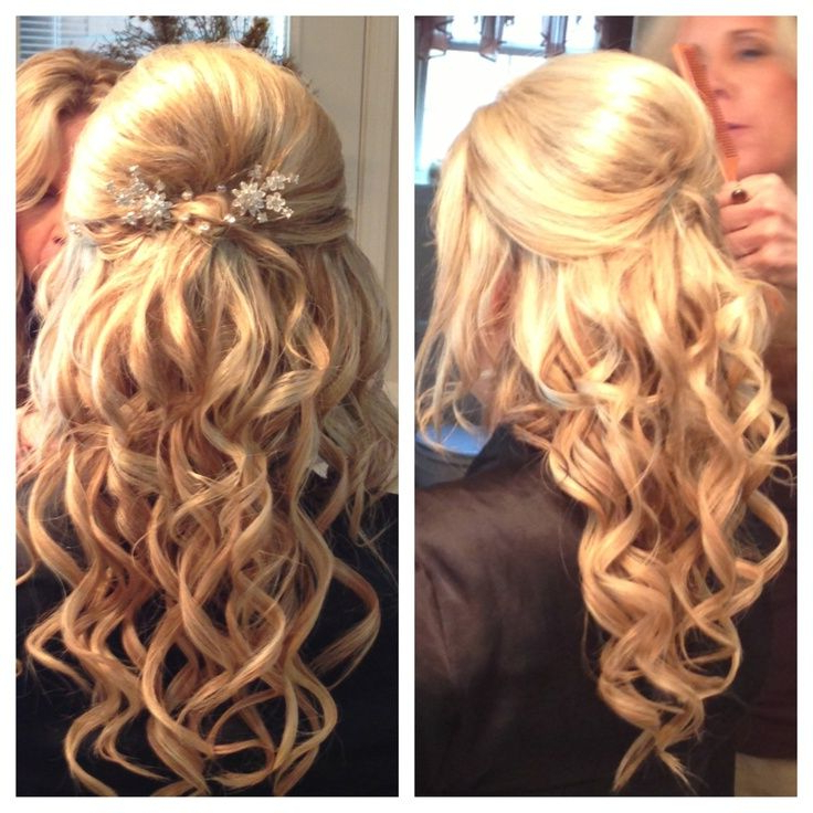 21 Most Glamorous Prom Hairstyles To Enhance Your Beauty – Haircuts Within Cute Formal Half Updo Hairstyles For Thick Medium Hair (View 13 of 25)