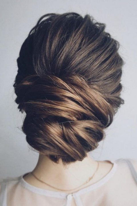 23 Elegant Mother Of The Bride Hairstyles | Wedding Hairstyles Intended For Sophisticated Mother Of The Bride Hairstyles (View 5 of 25)