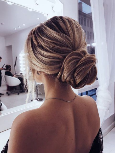 23 Elegant Mother Of The Bride Hairstyles | Wedding | Pinterest Within Sophisticated Mother Of The Bride Hairstyles (View 22 of 25)