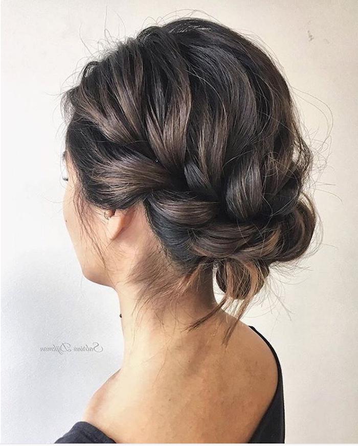 24 Gorgeous Messy Wedding Updos – Tania Maras | Bespoke Wedding Regarding Messy Bridal Updo Bridal Hairstyles (View 17 of 25)
