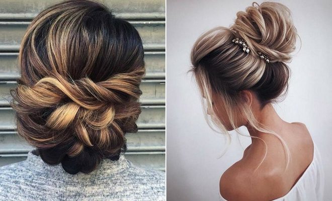 25 Best Formal Hairstyles To Copy In 2018 | Stayglam With Regard To Fancy Chignon Wedding Hairstyles For Lob Length Hair (View 13 of 25)