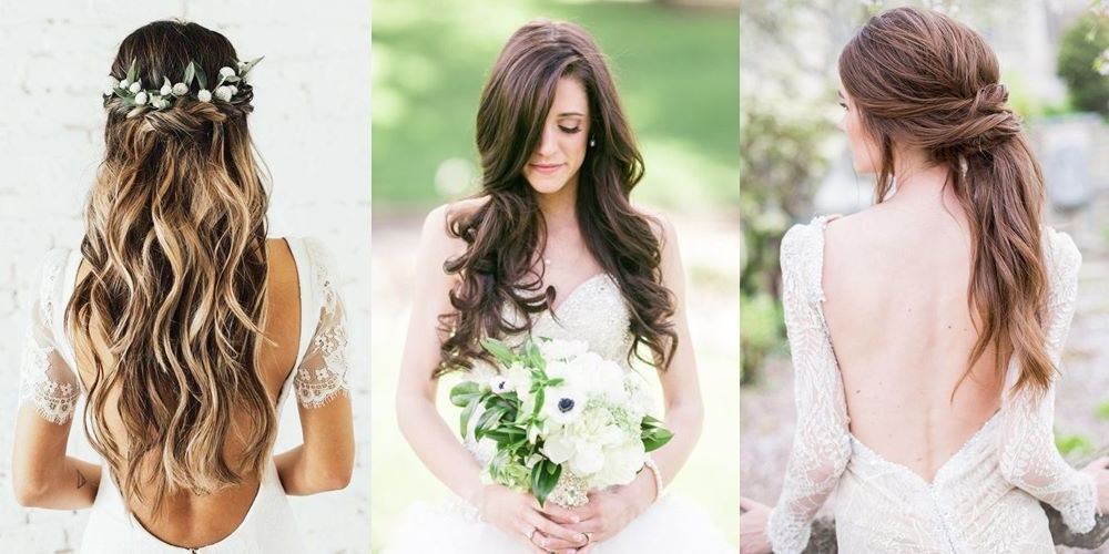 25 Hairstyles Long Natural Hair That Make Perfect Destination Within Romantic Bridal Hairstyles For Natural Hair (View 10 of 25)