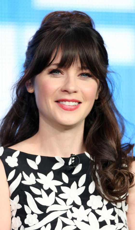 25 Most Attractive And Beautiful Half Up Half Down Hairstyles In Semi Bouffant Bridal Hairstyles With Long Bangs (View 20 of 25)