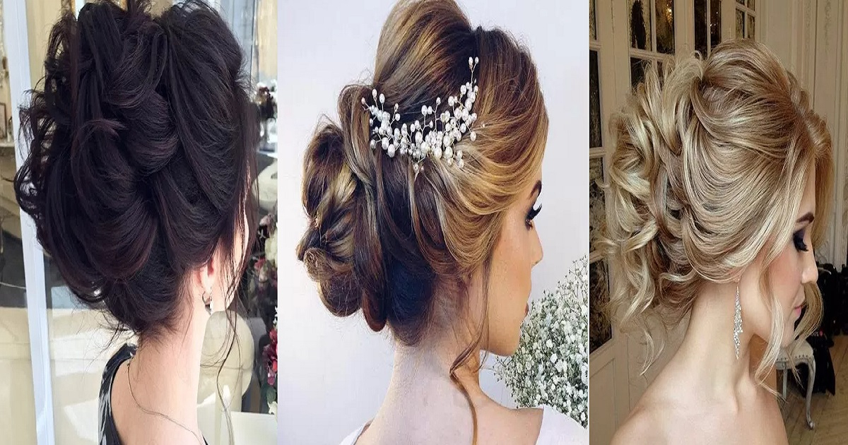 26 Chic Wedding Hair Updos For Elegant Brides | Hairs (View 24 of 25)
