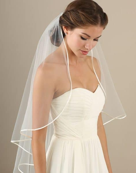 29 Bridal Hairstyles For Short, Medium & Curly Hairs 2018 Intended For Veiled Bump Bridal Hairstyles With Waves (View 20 of 25)