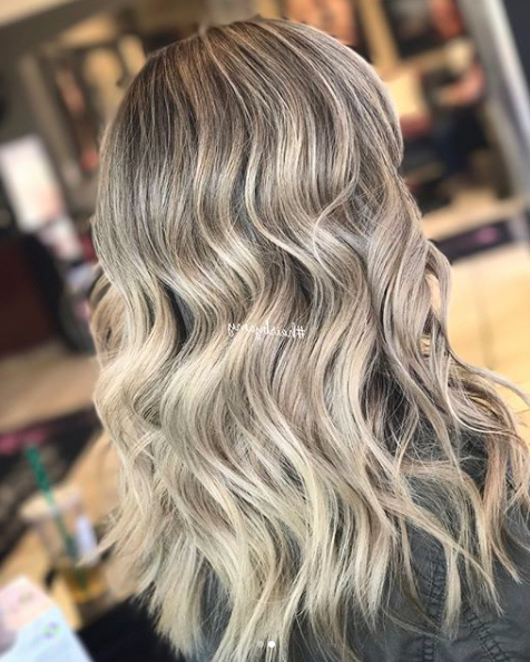 30 Dirty Blonde Hair Ideas 2017 | Herinterest/ With Regard To Blonde And Bubbly Hairstyles For Wedding (View 11 of 25)