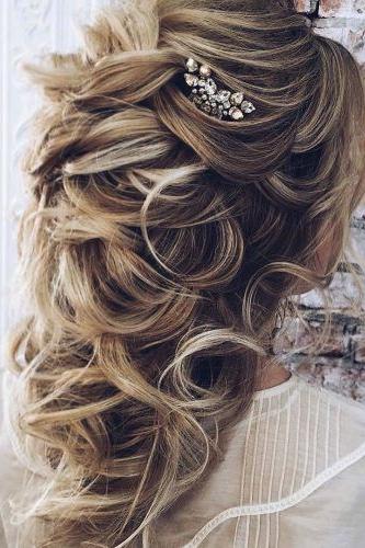 30 Inspiring Wedding Hairstylestonya Stylist | Hmu | Hair Styles Within Mermaid Inspired Hairstyles For Wedding (View 7 of 25)