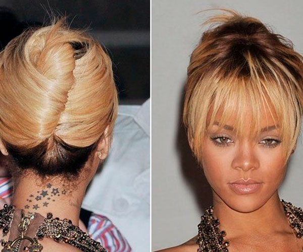 30 Mind Blowing French Twist Hairstyle – Slodive Pertaining To Sleek French Knot Hairstyles With Curls (View 11 of 25)