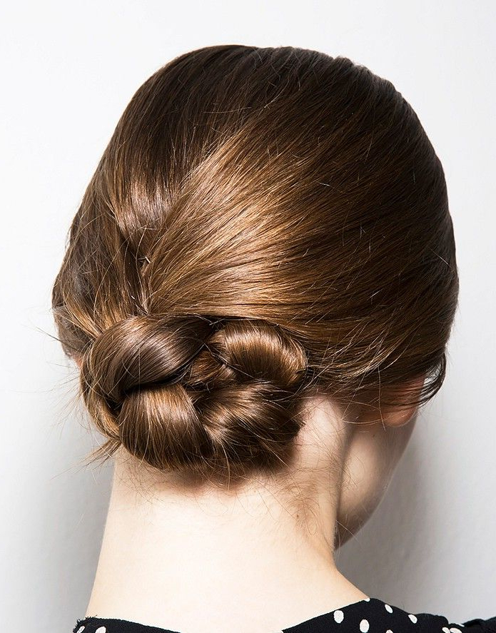 30 Party Perfect Holiday Hair Ideas | Wedding Hairstyles | Pinterest With Regard To Infinity Wedding Updos (View 4 of 25)