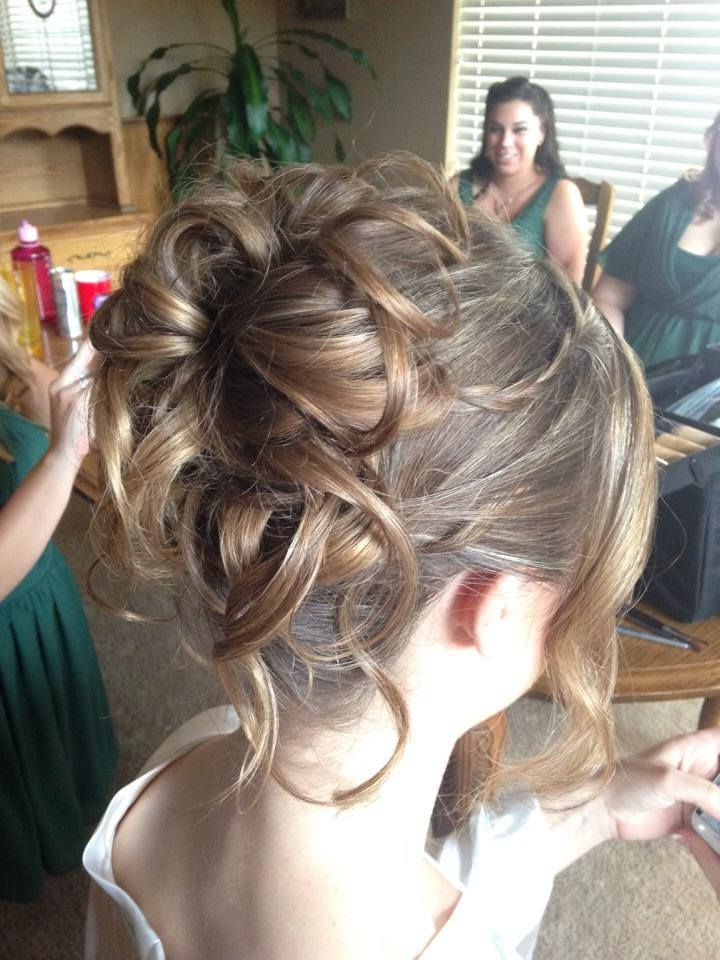 30 Wedding Hairstyles And What You Need To Achieve Them | Wedding Throughout Woven Updos With Tendrils For Wedding (View 9 of 25)