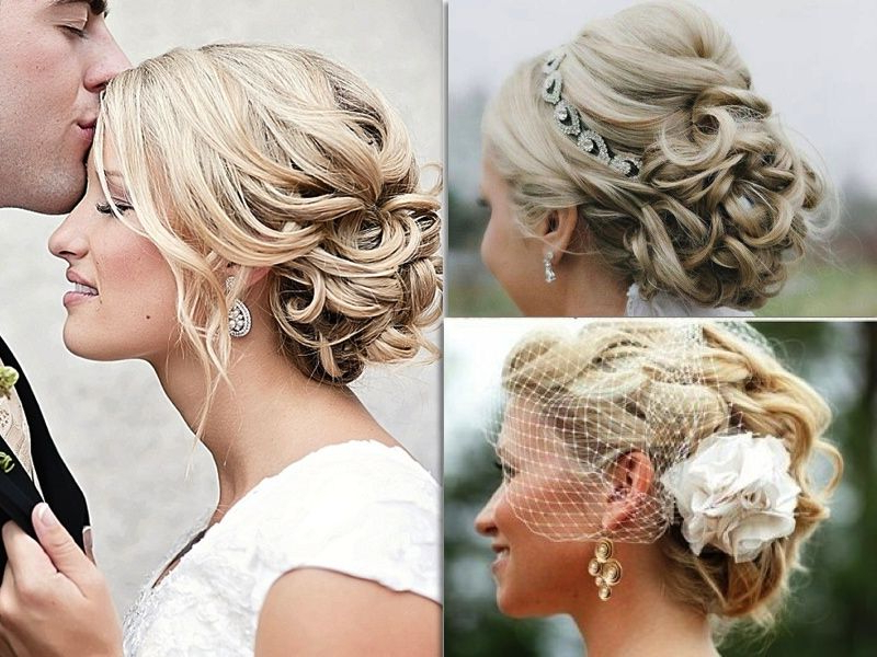 31 Breathtaking Wedding Updo Hairstyles For Blonde Brides Eventi With Upswept Hairstyles For Wedding (View 2 of 25)