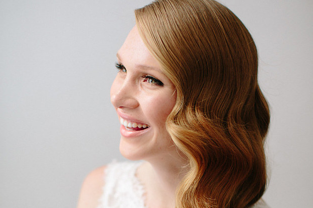 31 Gorgeous Wedding Hairstyles You Can Actually Do Yourself With Regard To Bridal Mid Bun Hairstyles With A Bouffant (View 13 of 25)