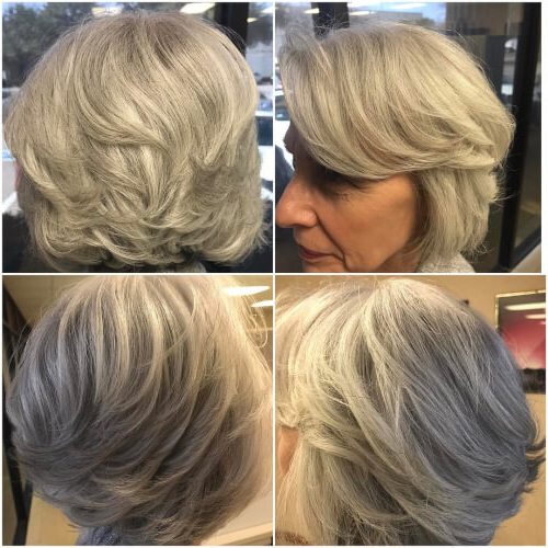34 Youthful Hairstyles For Women Over 50 In 2019 Throughout Blonde And Bubbly Hairstyles For Wedding (View 18 of 25)