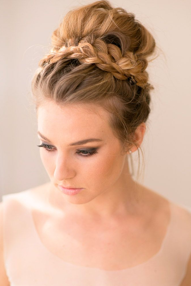 36 Trendy Updo Hairstyles For You To Try | Updos | Pinterest | Hair In Fancy Chignon Wedding Hairstyles For Lob Length Hair (View 23 of 25)