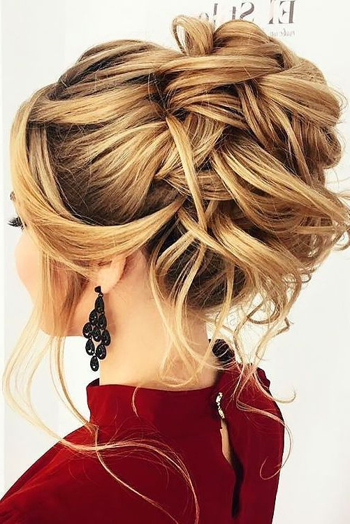 42 Boho Inspired Unique And Creative Wedding Hairstyles | Wedding With Regard To Upswept Hairstyles For Wedding (View 9 of 25)