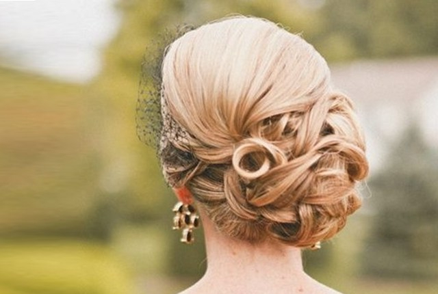 5 Swept Back Wedding Beautiful Hairstyles | Style Presso Intended For Airy Curly Updos For Wedding (View 21 of 25)