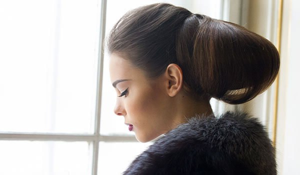 5 Ways To Add Volume To Your Wedding Bun Hairstyles | Bebeautiful With Sleek And Voluminous Beehive Bridal Hairstyles (View 21 of 25)