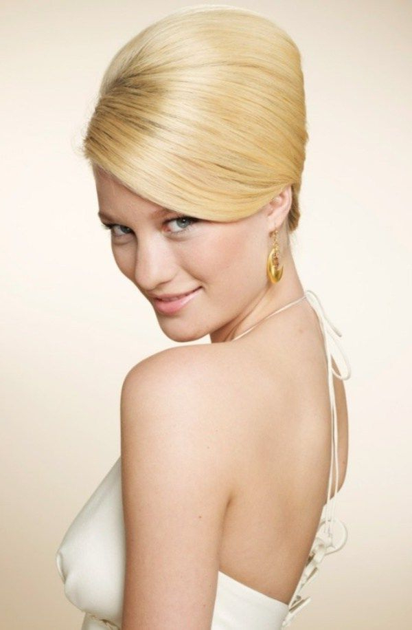 50 Gorgeous Bouffant Hairstyles Ideas You'll Fall In Love With Within Lovely Bouffant Updo Hairstyles For Long Hair (View 5 of 25)