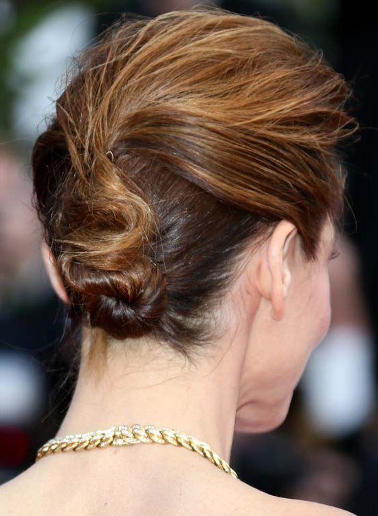 50 Gorgeous Short Updo Hairstyles With Regard To Bouffant And Chignon Bridal Updos For Long Hair (View 17 of 25)