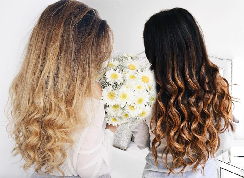 51 Chic Long Curly Hairstyles: How To Style Curly Hair – Glowsly Pertaining To Airy Curly Updos For Wedding (View 16 of 25)