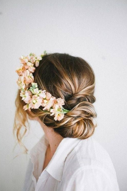 6 Glamorous Free Spirit Wedding Hairstyles | Head, Hairs, Eyes, And Regarding Bohemian And Free Spirited Bridal Hairstyles (View 14 of 25)