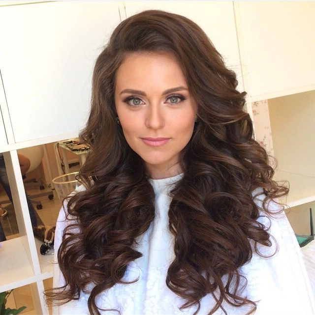65 Prom Hairstyles That Complement Your Beauty | ? Lovely Locks Regarding Large Hair Rollers Bridal Hairstyles (Gallery 14 of 25)