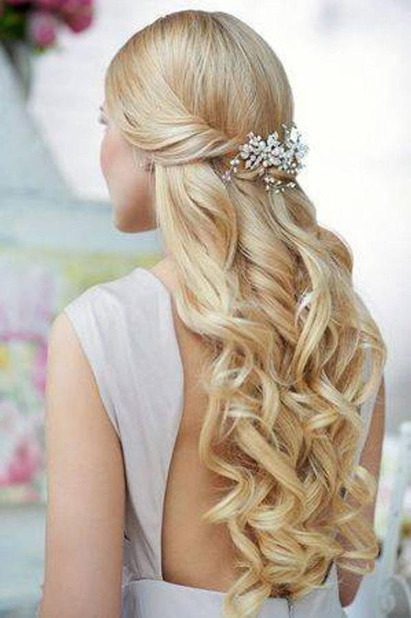 68 Best ????????/hairstyles Images On Pinterest | Hair Dos, Wedding Inside Simplified Waterfall Braid Wedding Hairstyles (Gallery 15 of 25)