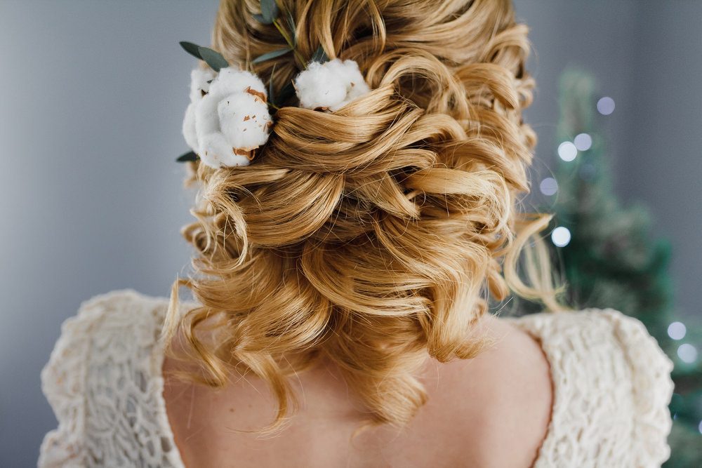 75 Stunning Wedding Hairstyles For Women In 2019 Pertaining To Embellished Caramel Blonde Chignon Bridal Hairstyles (View 16 of 25)