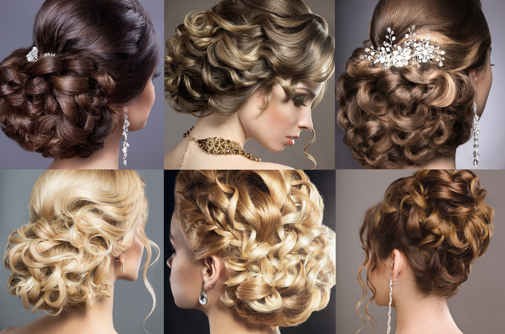 75 Stunning Wedding Hairstyles For Women In 2019 throughout Bouffant And Chignon Bridal Updos For Long Hair