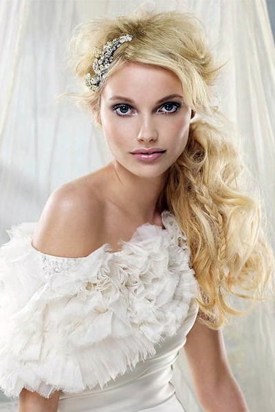 Art Of Bridal Beautyaradia » Bridal Beauty Trends – Spring Pertaining To Mermaid Inspired Hairstyles For Wedding (Gallery 12 of 25)