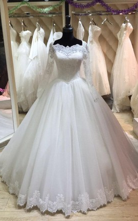 Ball Gowns Wedding Gowns | Corset Princess Bridal Dresses – June Bridals Regarding Sleek And Big Princess Ball Gown Updos For Brides (View 17 of 25)