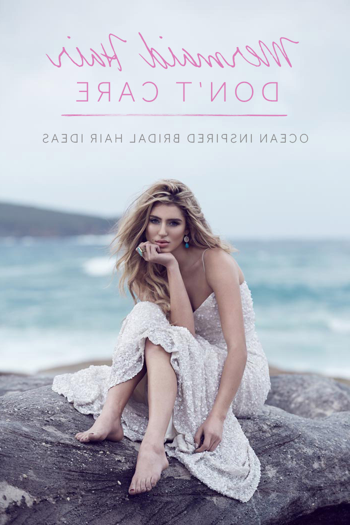 Beautiful Bridal Mermaid Hair Ideas – Modern Wedding For Mermaid Inspired Hairstyles For Wedding (View 23 of 25)