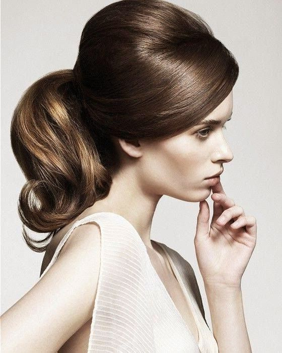 Featured Photo of Lovely Bouffant Updo Hairstyles For Long Hair