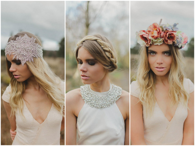 Bohemian Luxe : Laid Back Boho Bridal Splendor With Bohemian And Free Spirited Bridal Hairstyles (View 24 of 25)