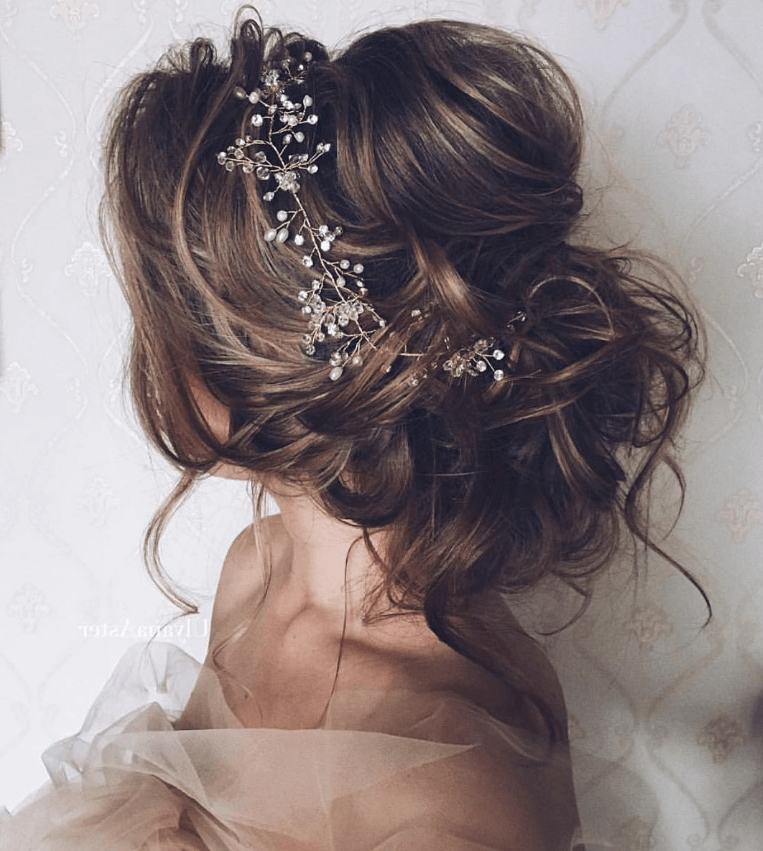 Bridal Hair Made Easy: 5 Foolproof Styles Perfect For Your Big Day With Regard To Embellished Twisted Bun For Brides (View 15 of 25)