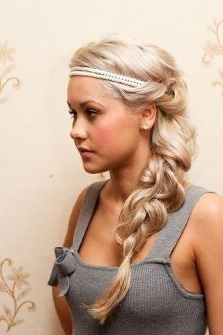 Bridal Hair – Wedding Inspirations | Hairstyle | Pinterest | White Throughout White Blonde Twisted Hairdos For Wedding (View 18 of 25)