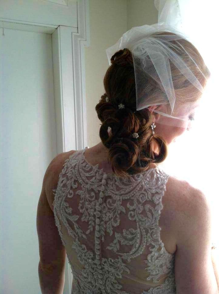 Bridal Hairstyle Ideas For A Winter Wedding (View 16 of 25)