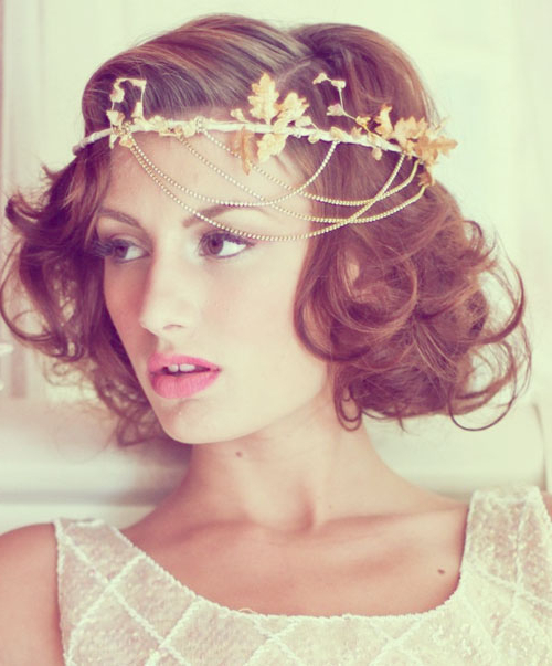 Bridal Hairstyles For Women With Short Curly Hair – Women Hairstyles Throughout Long Curly Bridal Hairstyles With A Tiara (View 17 of 25)