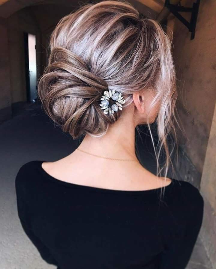 Embellished Chignon (View 4 of 25)