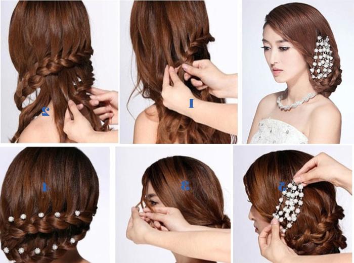 Fashion Hairstyles For Short, Medium And Long Hair - Fashion pertaining to Short Side Braid Bridal Hairstyles