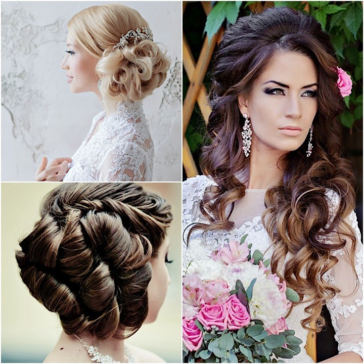 Featured Photo of Voluminous Bridal Hairstyles
