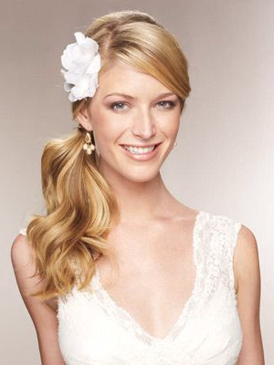 Floral Headbands: These Embellished Bands Are A Perfect Addition To inside Teased Wedding Hairstyles With Embellishment