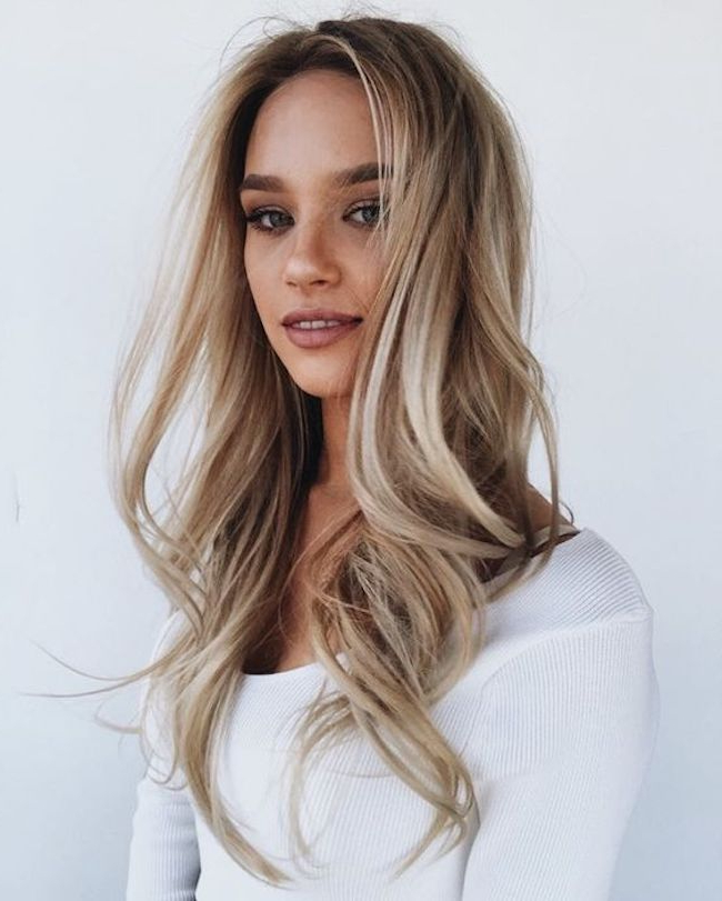 Gorgeous Wedding Hairstyles For Long Hair | Tania Maras Regarding Loose Curls Hairstyles For Wedding (Gallery 3 of 25)