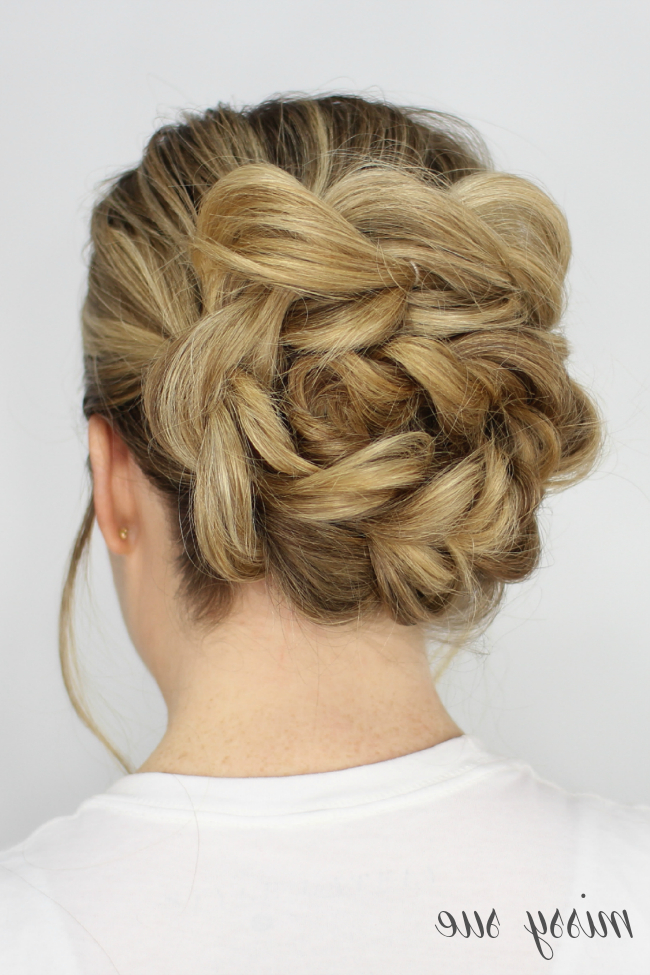 Hair Archives | Page 58 Of 119 | Missy Sue With Spiraled Wedding Updos (View 18 of 25)