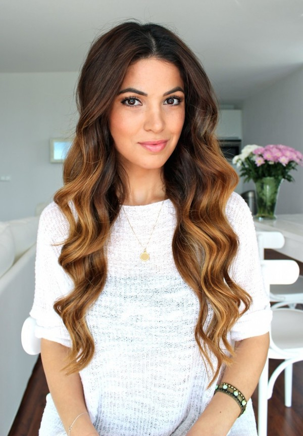 Hairstyle Favourites: Soft Loose Curls Wedding Hair Tutorials Within Loose Curls Hairstyles For Wedding (View 10 of 25)