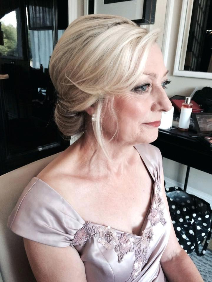 Hairstyles For Mother Of The Bride Vintage Bridal Hair Makeup In Vintage Mother Of The Bride Hairstyles (View 4 of 25)