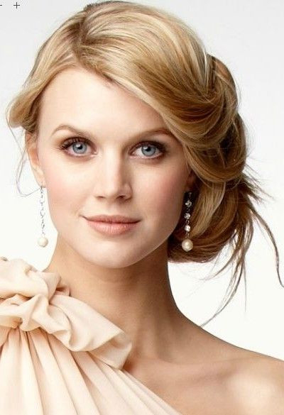 Hairstyles For Wedding Party 2013 Elegant Modern Updo Hair Throughout Modern Updo Hairstyles For Wedding (View 24 of 25)