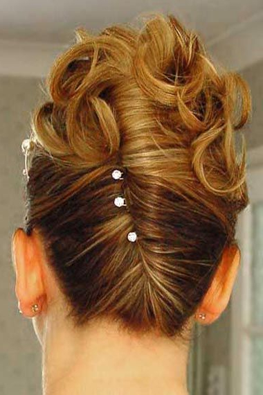 How To Do A French Twist | Makeup Ideas | Pinterest | Hair Styles For Sleek French Knot Hairstyles With Curls (View 12 of 25)